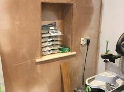 Sealing Bare Plastering